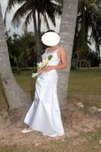 Svatební šaty vel M, L, 38