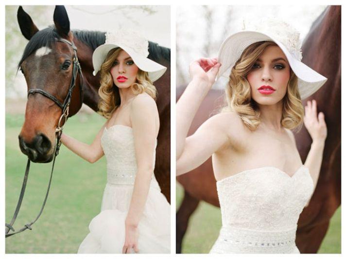 Princezná v klobúku - čo tak klobúčik :) svadobný :)
