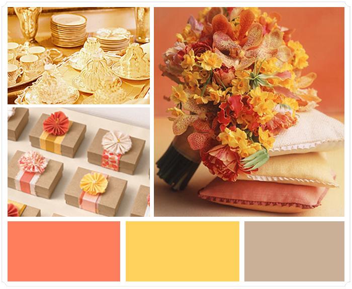 Wedding colour ideas... - Obrázek č. 30