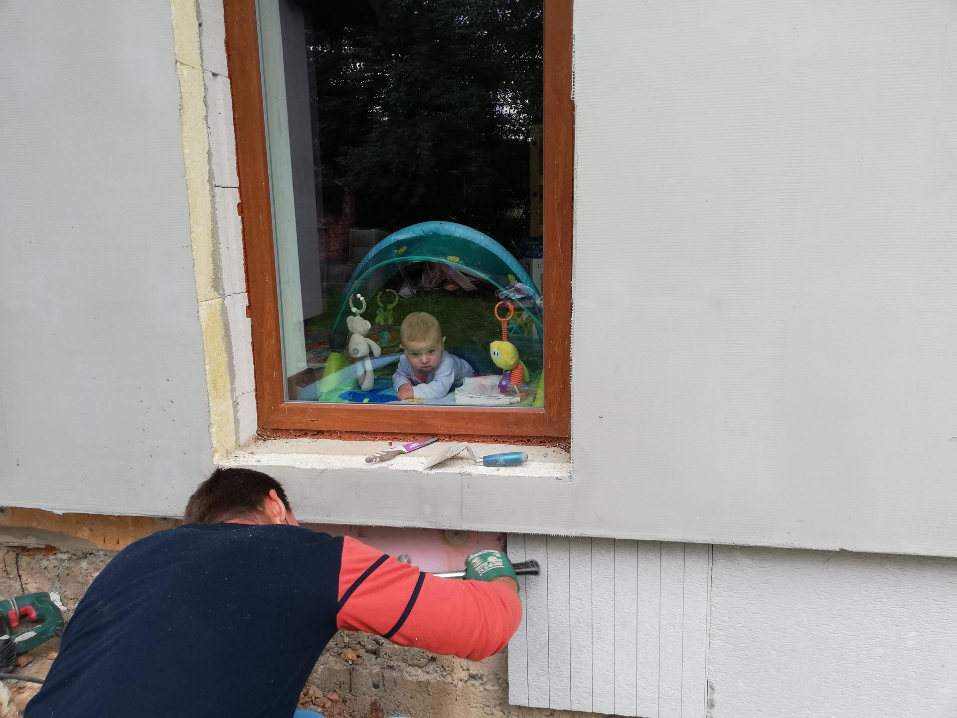 Práce okolo domu a v dome 2020 - Obrázok č. 58