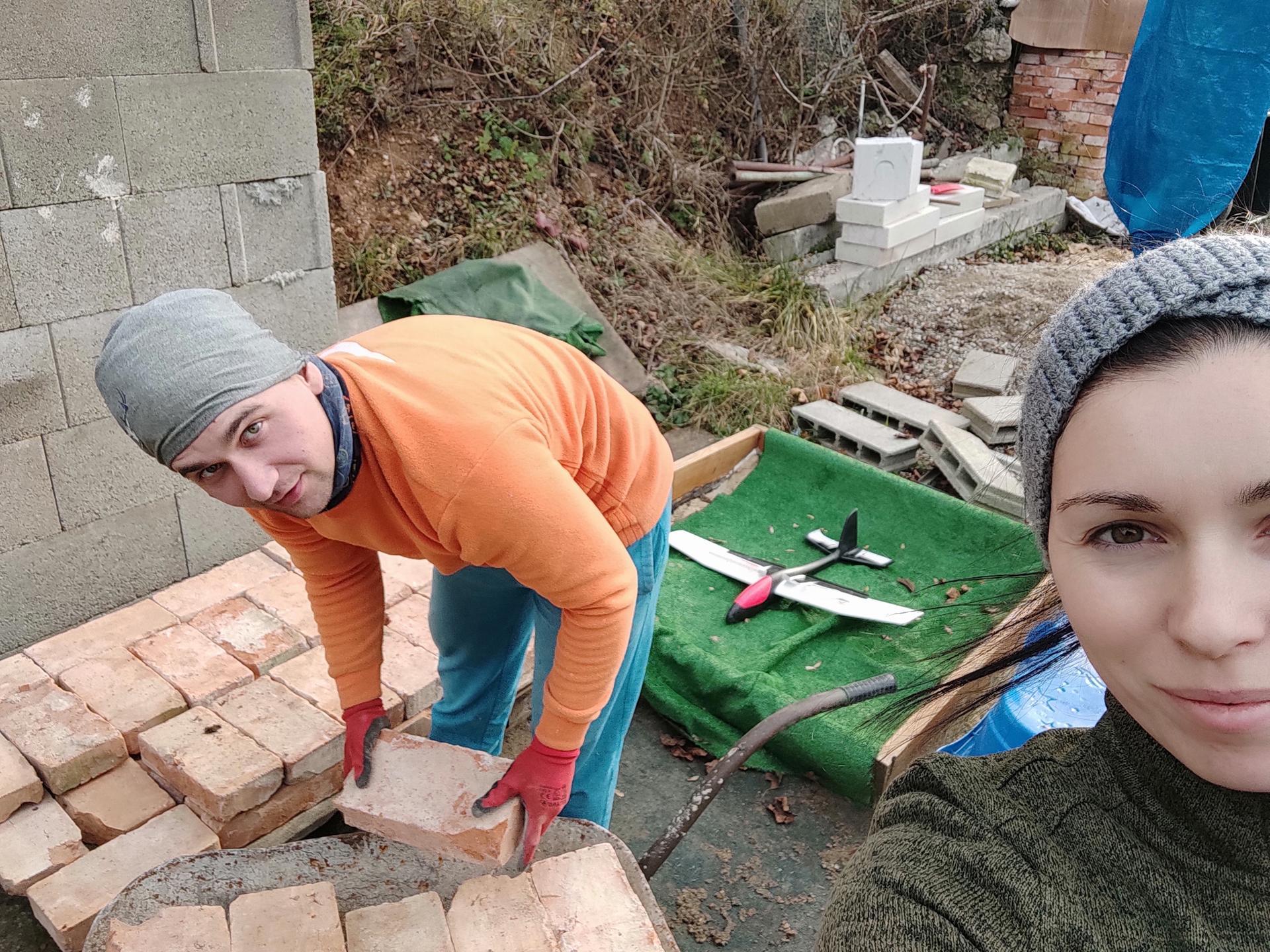 Práce okolo domu a v dome 2020 - Obrázok č. 87