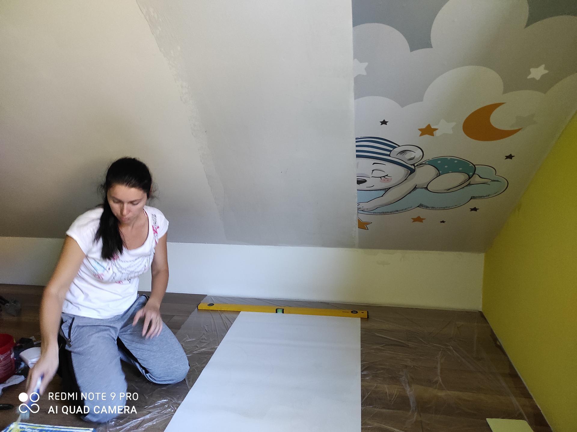Práce okolo domu a v dome 2020 - Obrázok č. 81