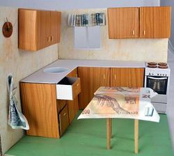 malý model kuchyně:)