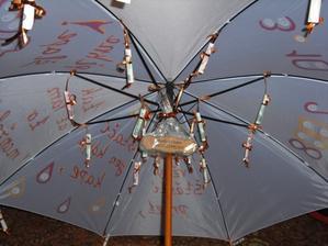 ...deštník zespodu