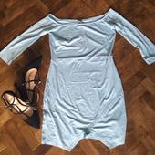 ASOS bledomodré šaty nenosené, 38