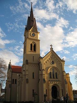 Čo už máme.... :) - Rímsko-katolícky kostol Vráble