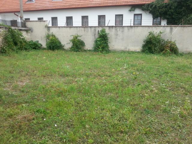 Naša stavba bungalou Salichat - Náš pozemok :-)