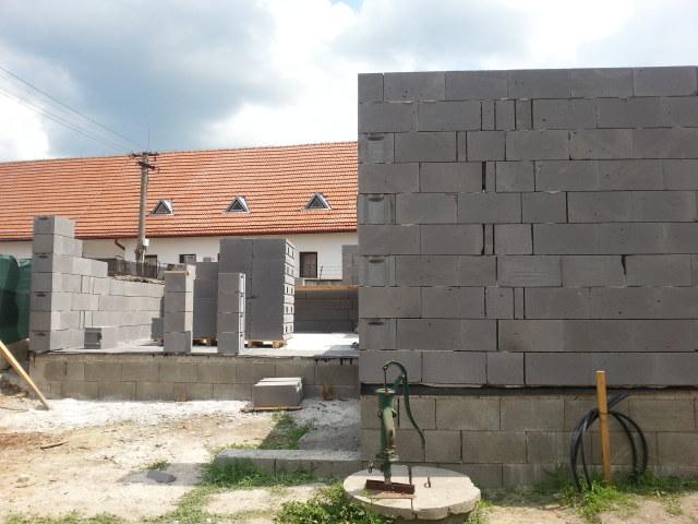 Naša stavba bungalou Salichat - Obrázok č. 30