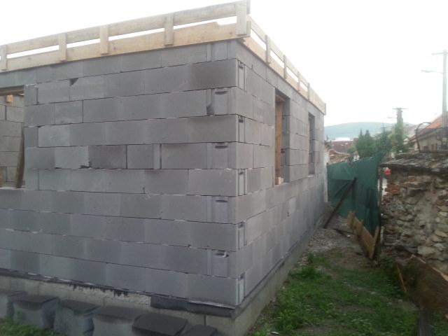 Naša stavba bungalou Salichat - Obrázok č. 32