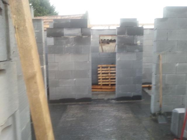 Naša stavba bungalou Salichat - Obrázok č. 35