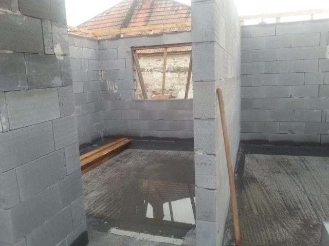 Naša stavba bungalou Salichat - Obrázok č. 36