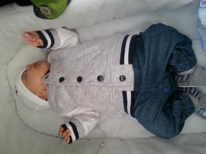 naše malé krsniatko :-)