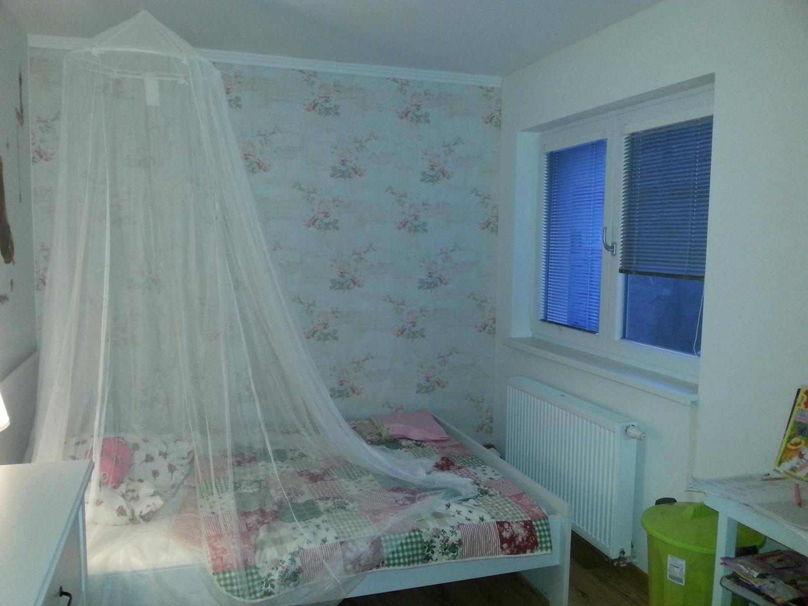 Izba skoro dokončená :-) - Obrázok č. 1