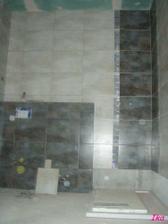 tady sprcháč a záchod