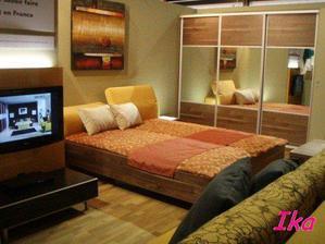 naše budoucí ložnice