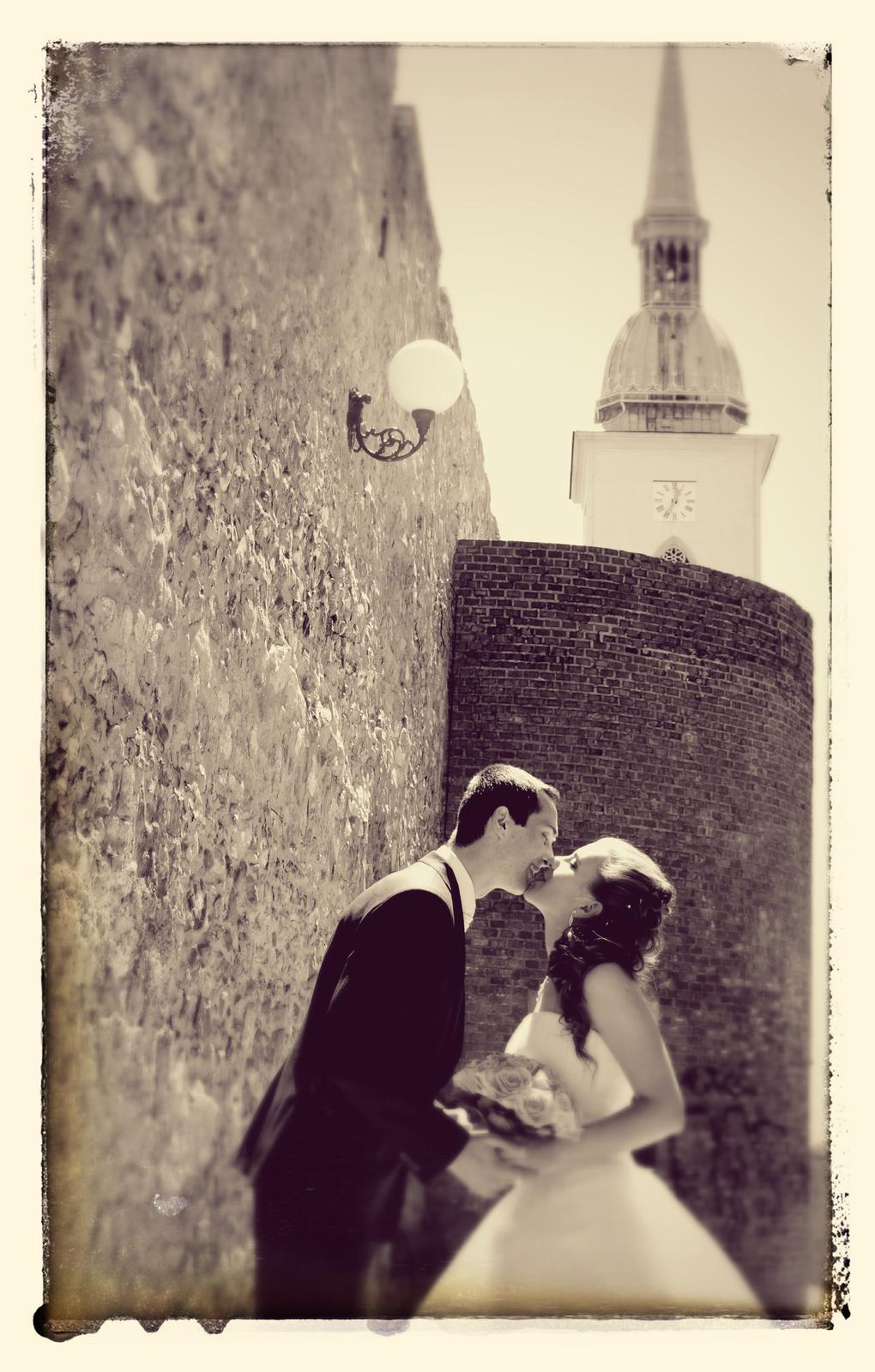 Svadba J+J / Svadobné pohľadnice, Bratislava - Obrázok č. 5