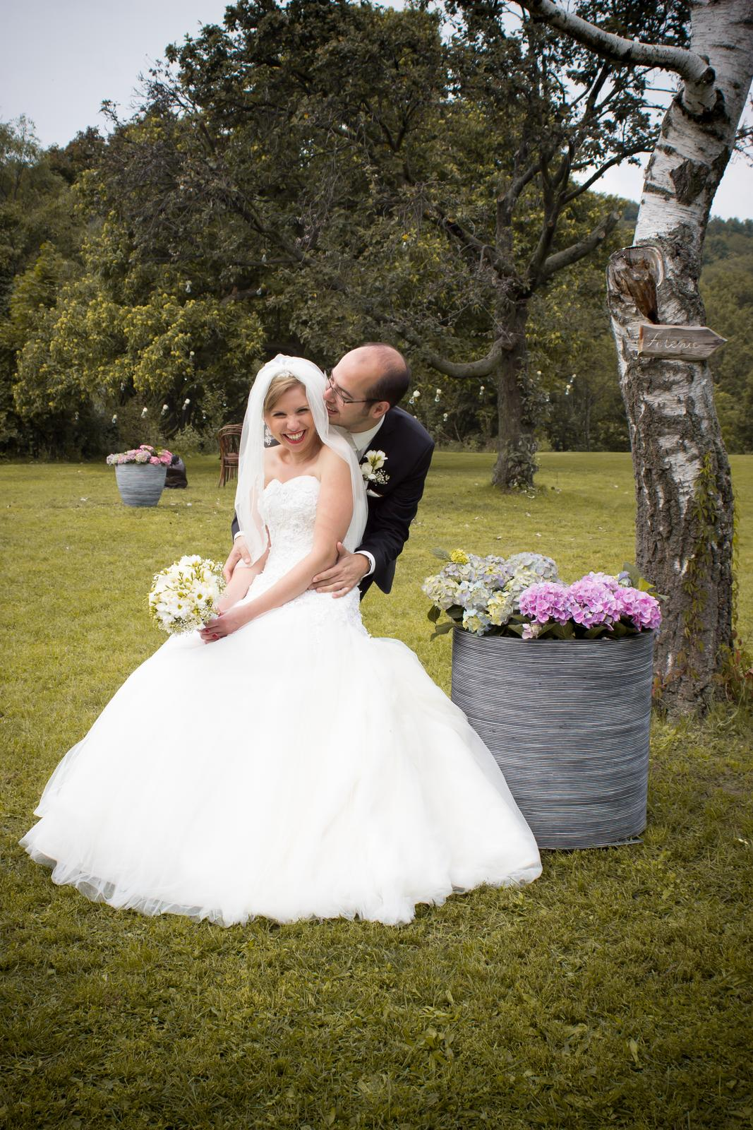Svadba J+M / Septembrové fotenie vo Wiegerovej vile, Sv. Jur - Obrázok č. 5