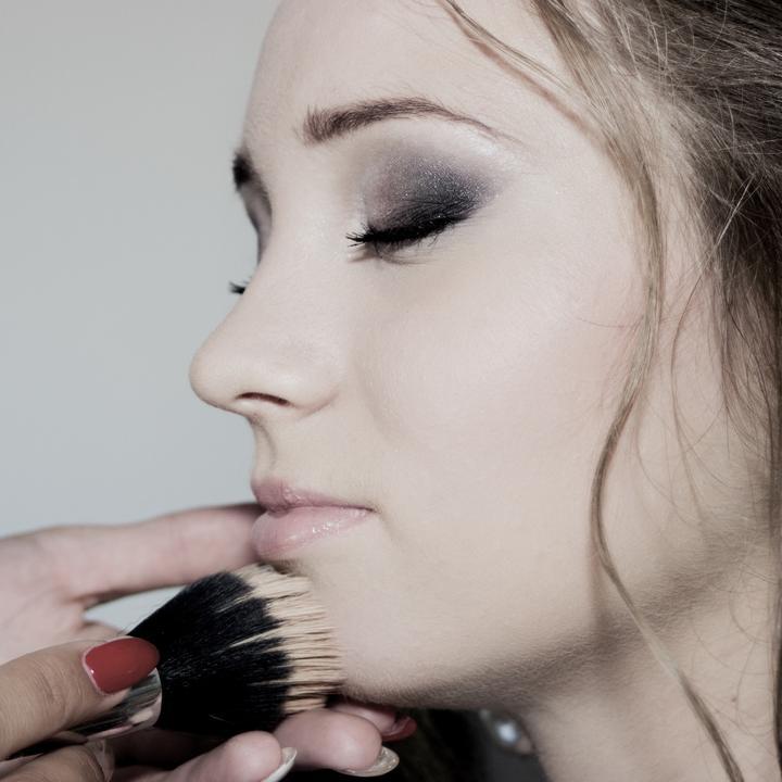 Svadba L+Š / Make up pre nevestu - Obrázok č. 2