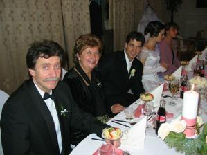 spokojní rodičia