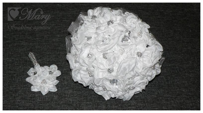 Svadobná kytica - Obrázok č. 2
