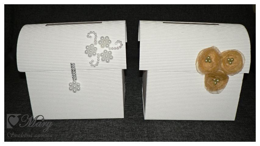 Pokladnička na peniaze alebo priania  - Obrázok č. 2