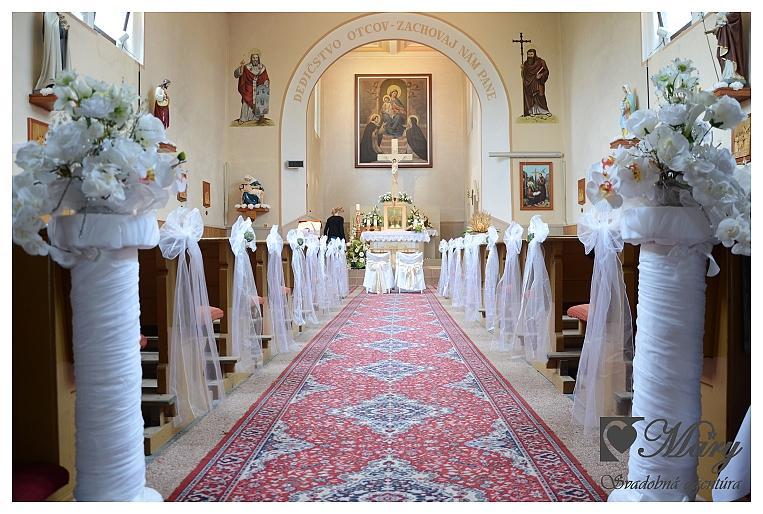 Svadobná dekorácia -stlp - Obrázok č. 2