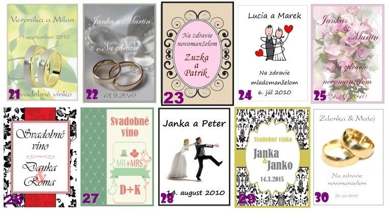 Taška na svadobné výslužky - Obrázok č. 3