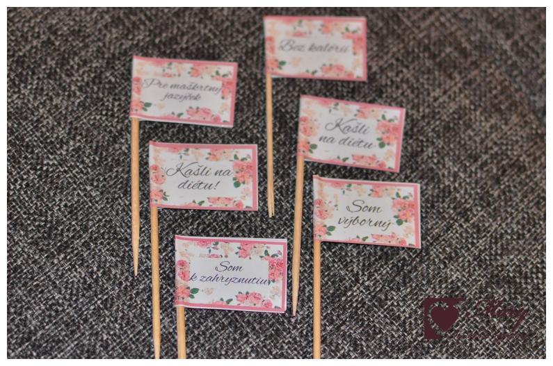 Papierové vlajky do koláčikov - Obrázok č. 4