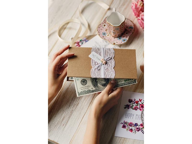 Ozdobné púzdro na peniaze - Obrázok č. 3