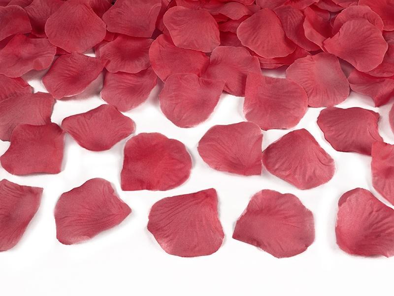 Konfety - lupene červené - Obrázok č. 2
