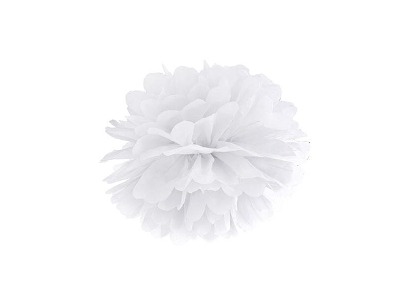 PomPom biely - Obrázok č. 1