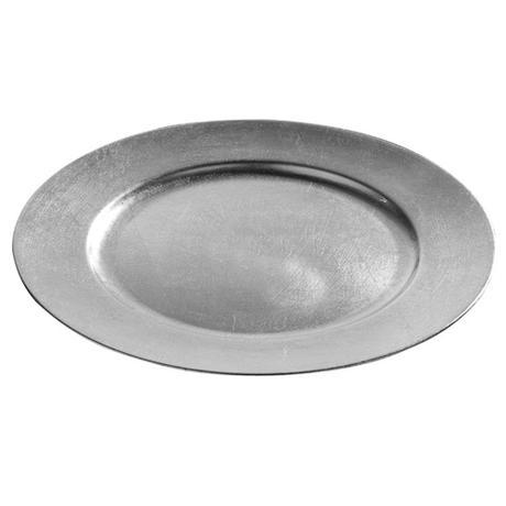 Klubové taniere - strieborné - Obrázok č. 1