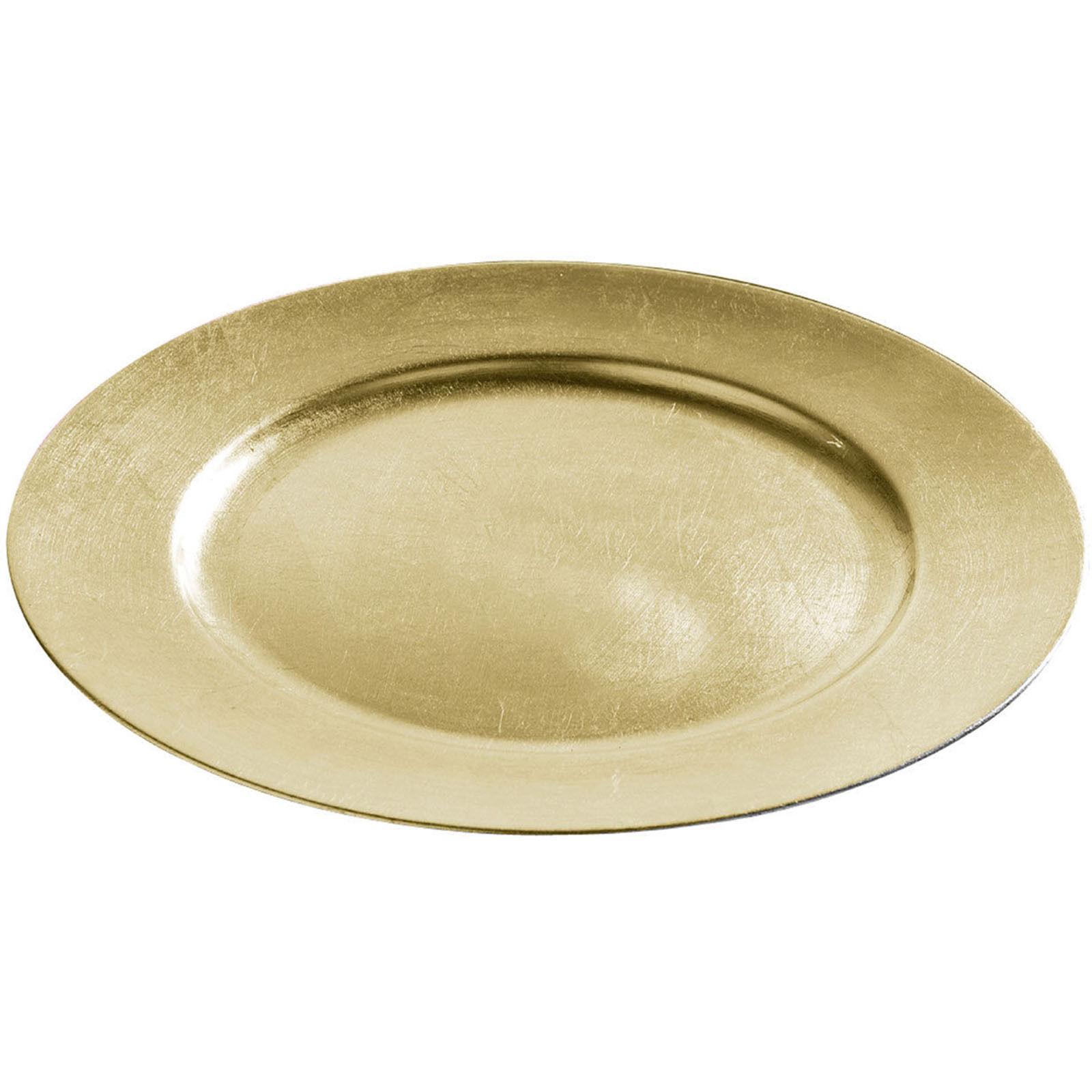 Klubové taniere - zlaté - Obrázok č. 1