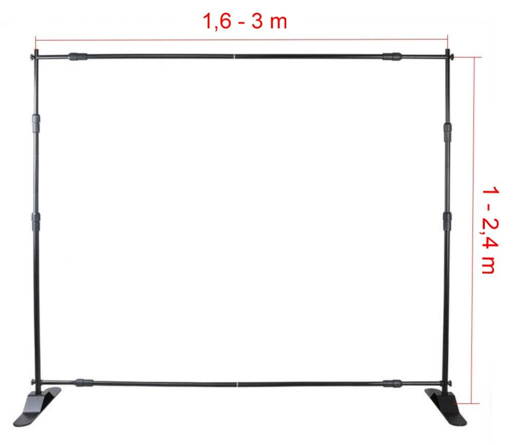 Fotostena na prenájom 3x2 m - Obrázok č. 2
