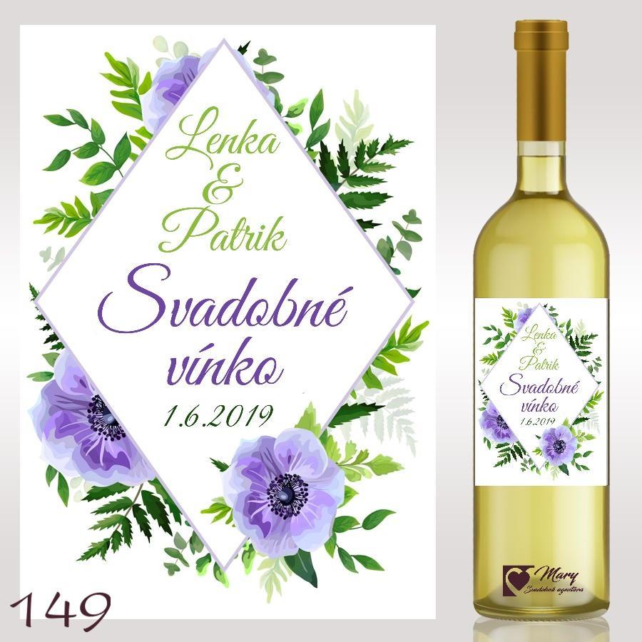 Etikety na víno a destiláty - Obrázok č. 2