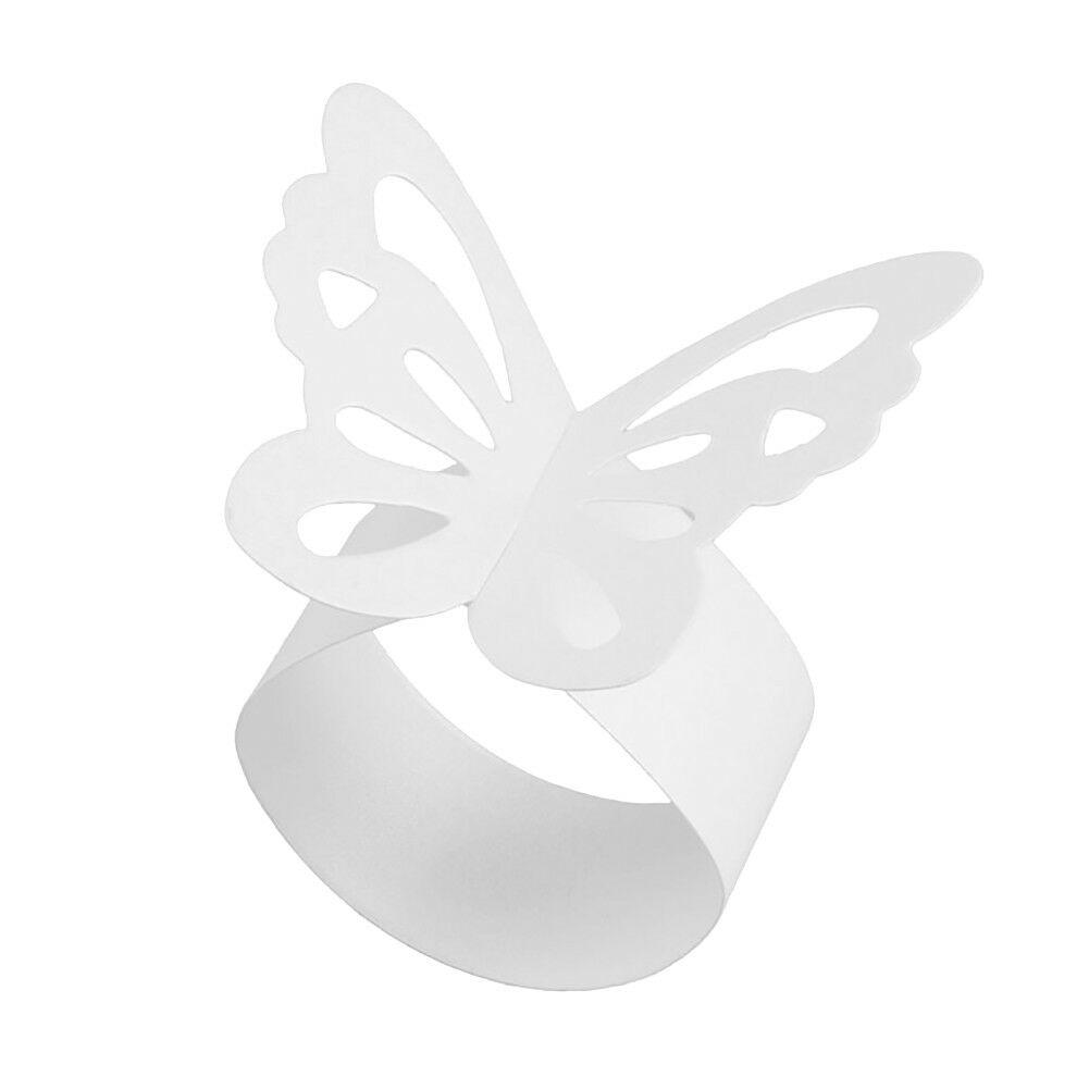 Krúžok na servítky - motýľ - Obrázok č. 1