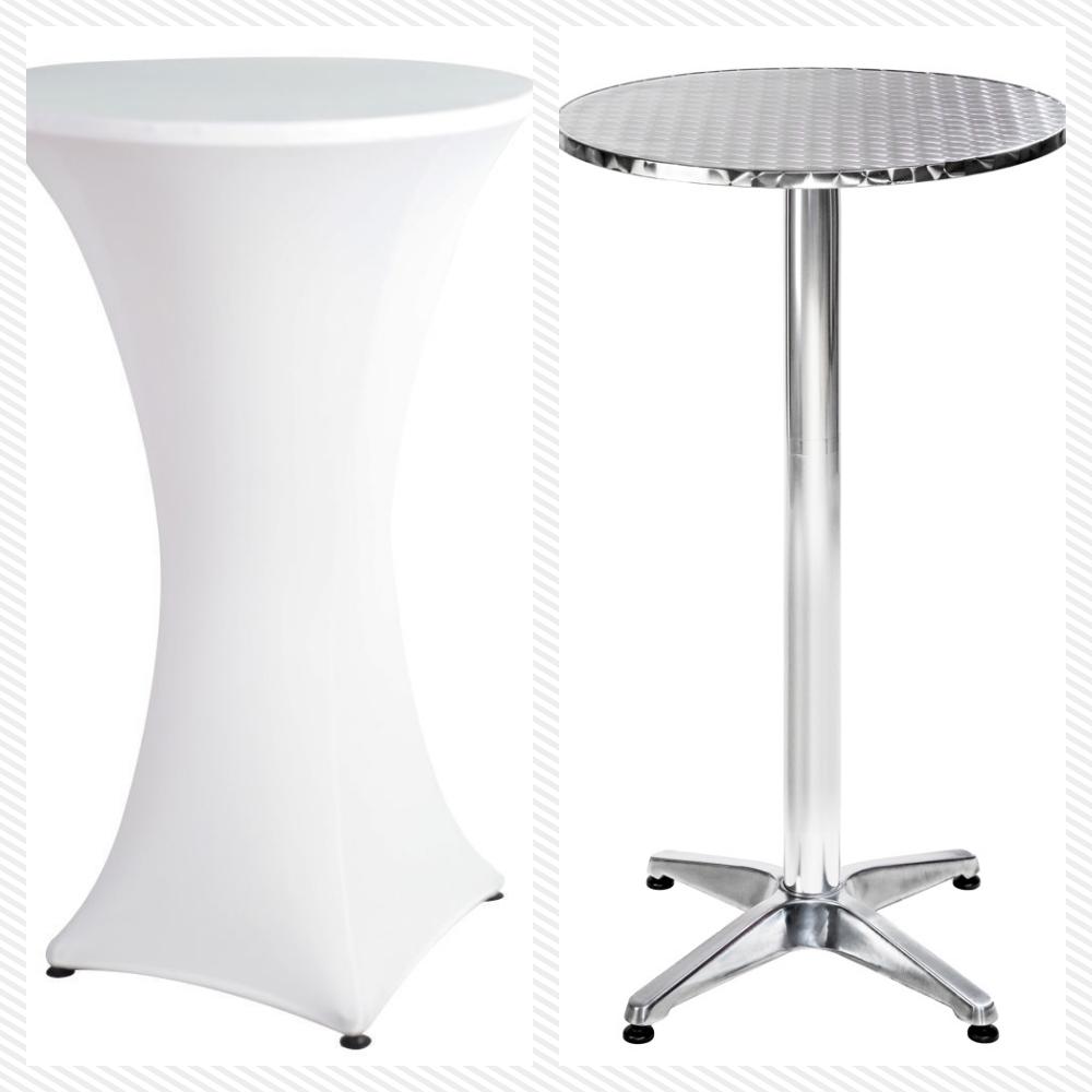 Stand by stoly + obrus - Obrázok č. 1