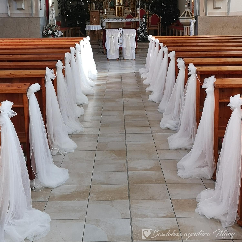 Výzdoba kostola - balík - Obrázok č. 1