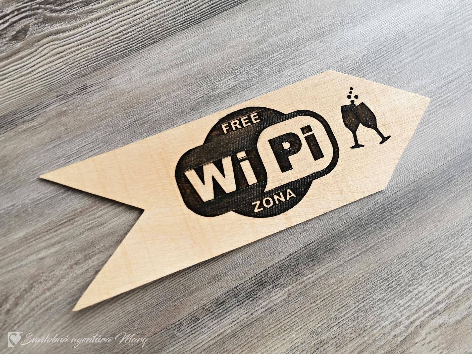 Šípka WiPi zona - Obrázok č. 2