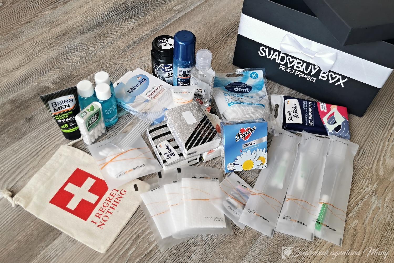 Svadobný box prvej pomoci dámsky + pánsky - Obrázok č. 4