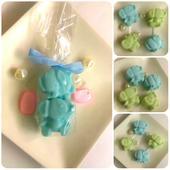 Svatební slon - dárek pro svatební hosty,