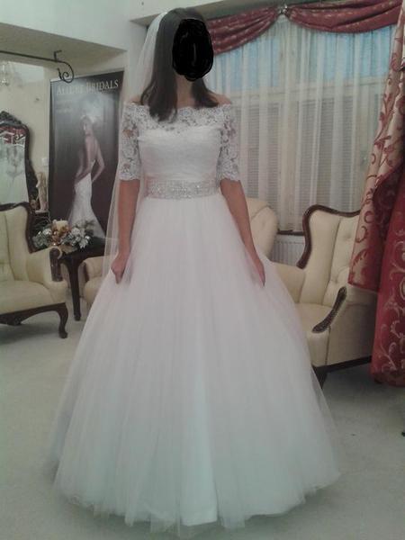 moje :-) allure bridals,... - Obrázok č. 1