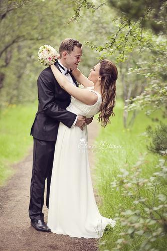 Inšpirácie pre svadobné fotenie v prírode - Obrázok č. 11
