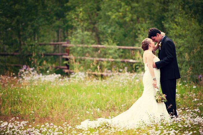 Inšpirácie pre svadobné fotenie v prírode - Obrázok č. 20