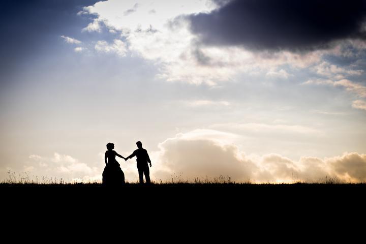 Inšpirácie pre svadobné fotenie v prírode - Obrázok č. 31