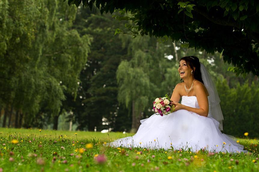 Inšpirácie pre svadobné fotenie v prírode - Obrázok č. 41