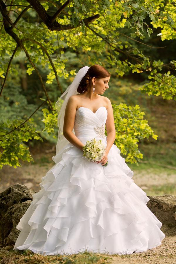 Inšpirácie pre svadobné fotenie v prírode - moje šatyyyy!!!!!! :)