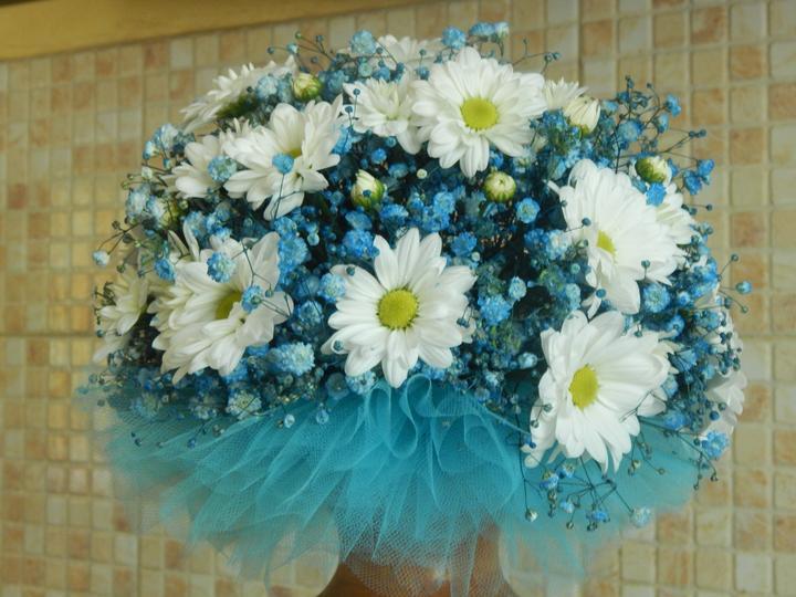 Svadobné kytice neviest z Mojej svadby - @alaksova