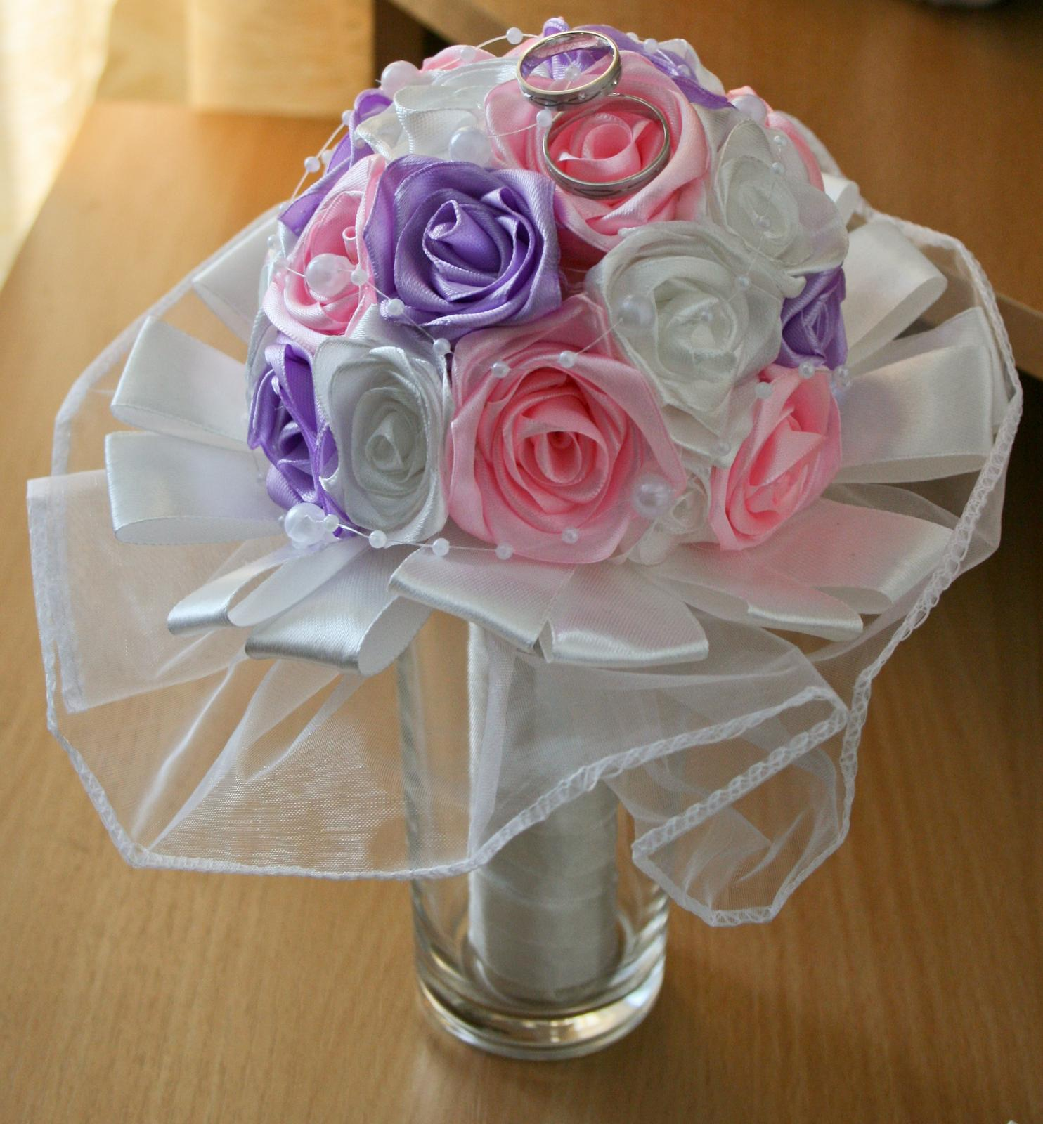 Svadobné kytice neviest z Mojej svadby - @its1mishell
