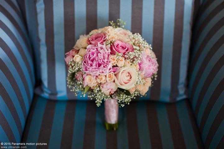 Svadobné kytice neviest z Mojej svadby - @simisarierik